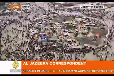 アルジャジーラアプリ(Al Jazeera English Live)で生中継LIVE