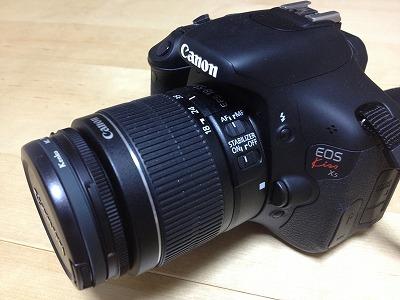 撒き餌レンズことCanon EF50mm F1.8 II をEOSKiss用に買ってきた