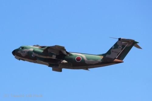 2014入間基地航空祭:C-1