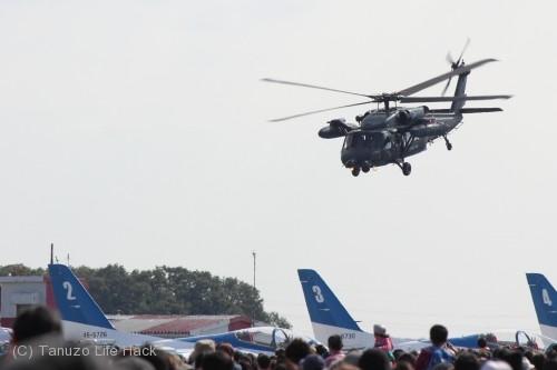 2014入間基地航空祭:UH-60J
