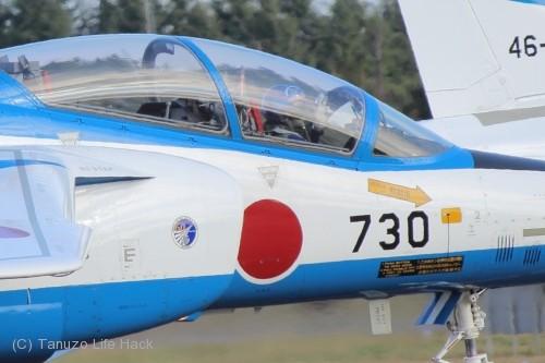 2014入間基地航空祭:ブルーインパルス