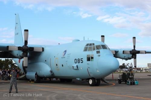 2014入間基地航空祭:C-130