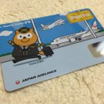 JALのPONTAカード