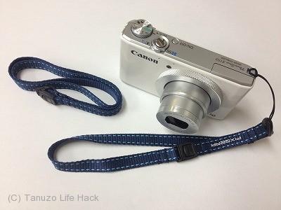 Canon S110のストラップはHAKUBA【KST-49NV】を買ったの巻