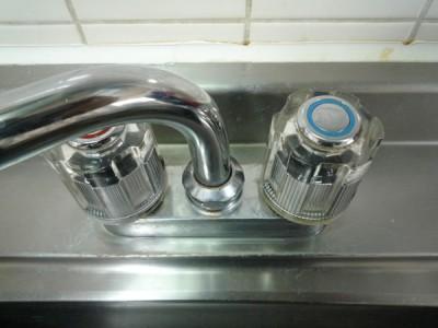 Panasonic食洗機(NP-TR3):既存の水栓