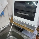 Panasonic食洗機(NP-TR3):設置完了