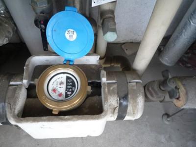 Panasonic食洗機(NP-TR3):既存の水栓の撤去