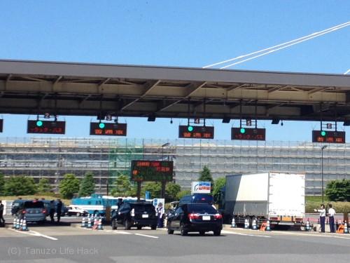 成田空港検問所