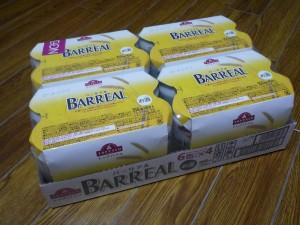 TOPVALU(トップバリュ)の発泡酒・BARREAL(バーリアル)