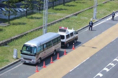 羽田空港検問
