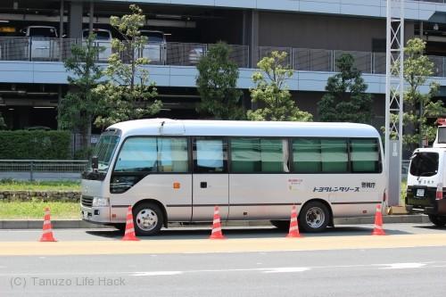羽田空港検問その2 レンタカー