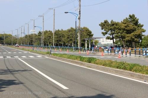 京浜島つばさ公園 閉鎖