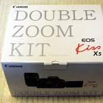 EOS Kiss X5の付属品の巻