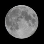 EOS Kissで月を撮る方法の巻