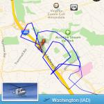 フライトレーダー24ではヘリコプターも見られるの巻