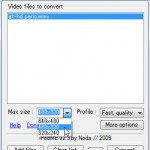 iPhone/iPod用で見るための動画の作り方・iPhone/iPod動画変換ソフト「iPodMe」の巻:サイズの選択
