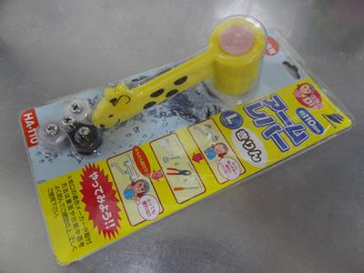 100円ショップアイテムで実現する、蛇口を回すハンドルからレバーに変える方法