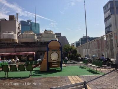 銀座松坂屋の屋上【営業マン時間つぶしネタ】の巻