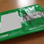 何となくアロハ豆腐のような容器