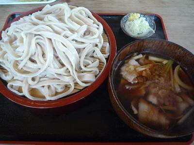 すったてで有名な埼玉県比企郡川島町・庄司のうどんを食べてきた